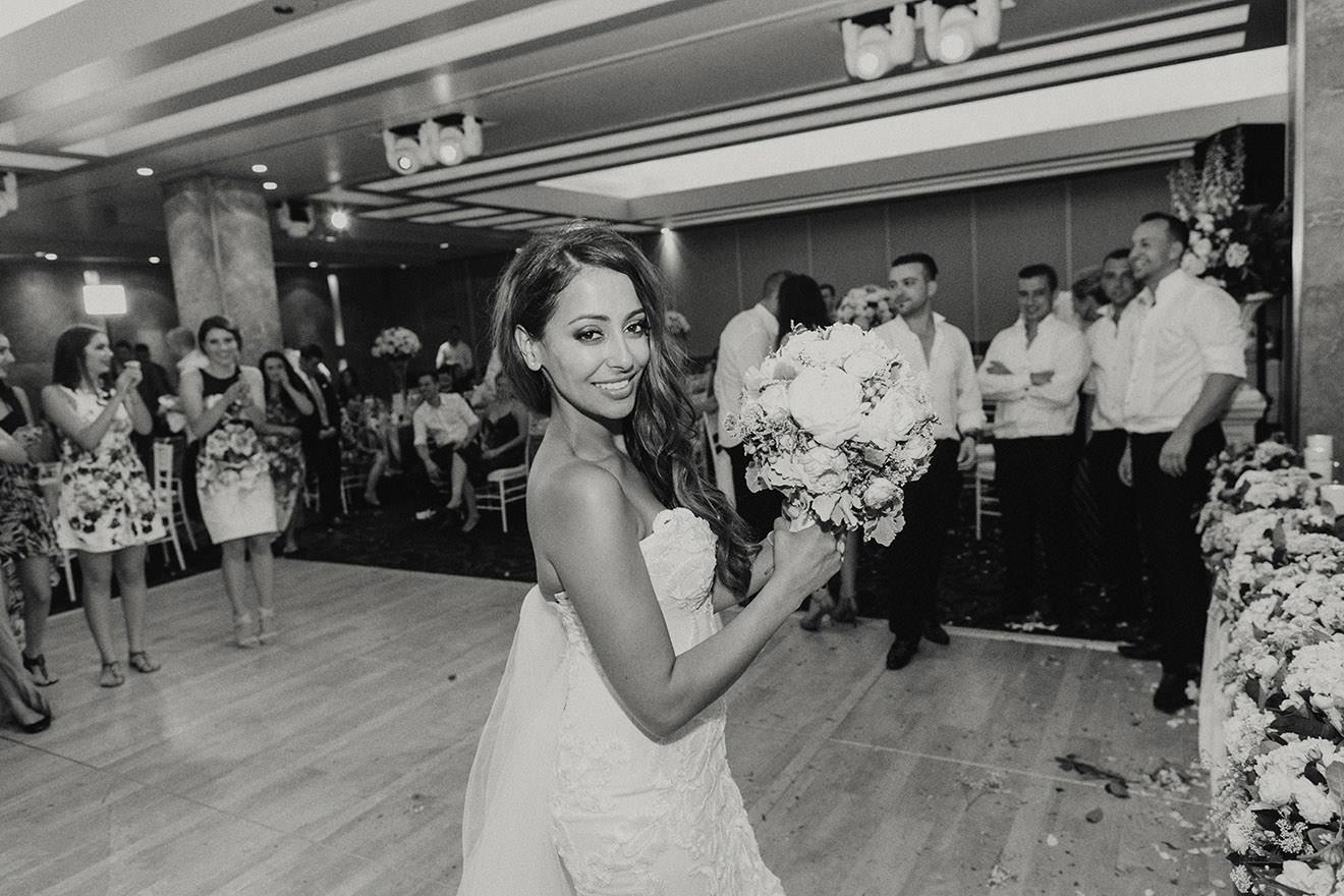 Sydney Wedding Reception