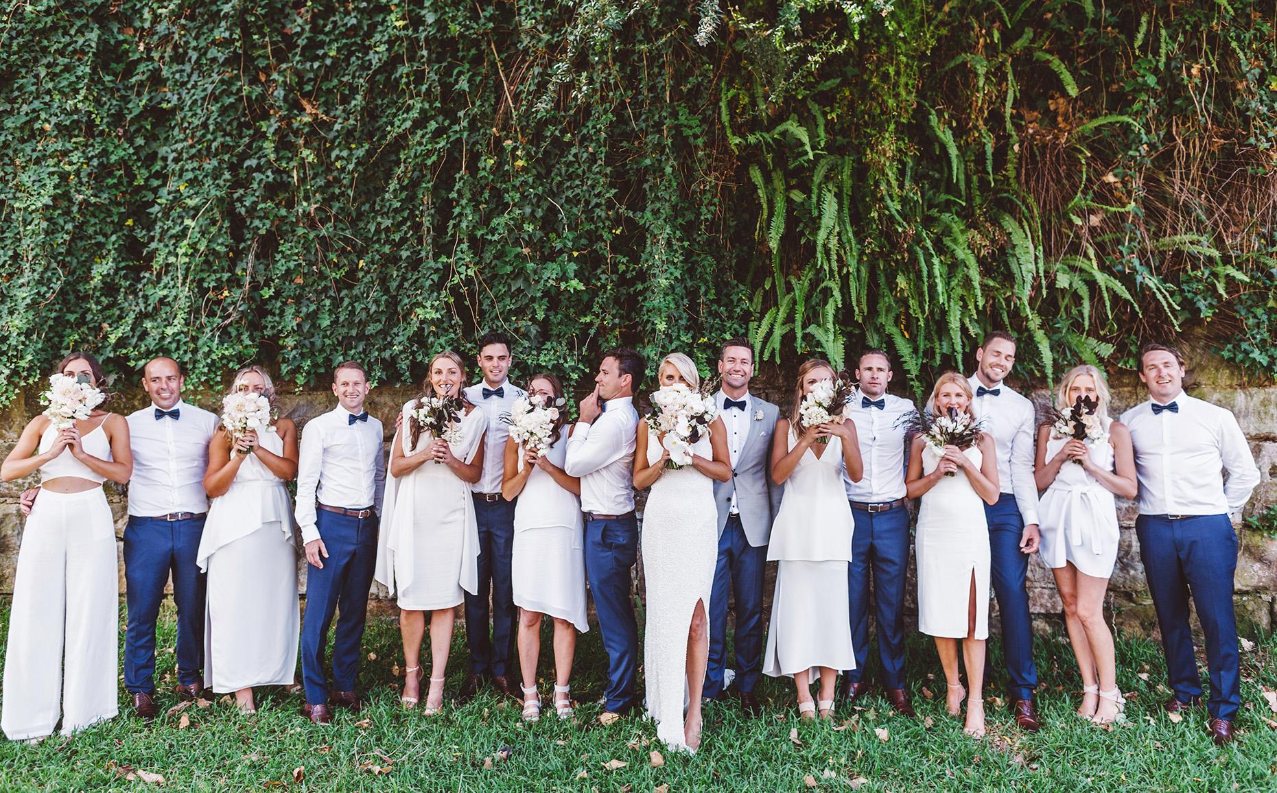 At Dusk Wedding Photography Sydney